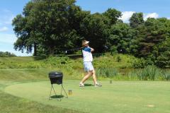 2018 Golf Joanne Action