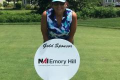 2018 Golf Lorraine Emory Hill