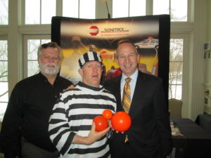 Governor Jack Markell Visits Sonitrol of Delaware Valley Exhibit
